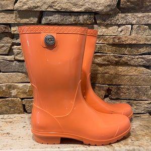 Sienna UGG rain boots